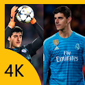 Thibaut Courtois Wallpapers : Lovers forever icon