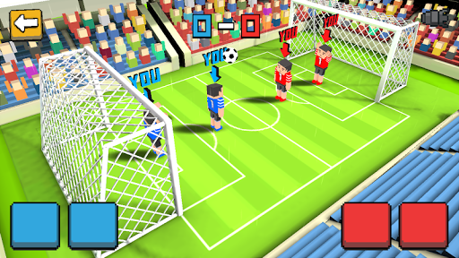 Cubic Soccer 3D