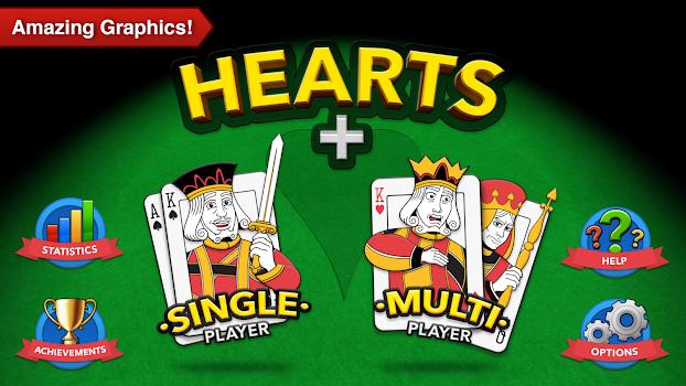 Hearts +