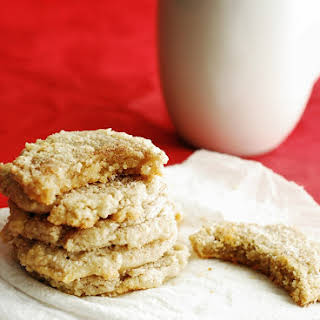 Low Carb Snickerdoodle Cookies.