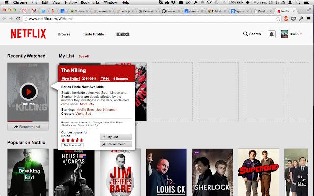 Netflix trailers