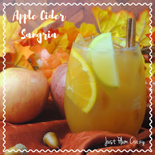 Apple Cider Sangria Recipes