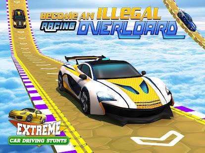 Extreme Car Driving Stunt GT Racing City Simulator for PC-Windows 7,8,10 and Mac apk screenshot 6