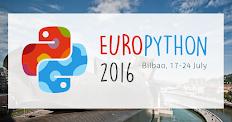 EuroPython2016で登壇しました