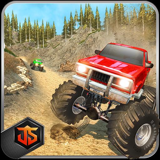 Monster Truck Racing Game: Crazy Offroad Adventure