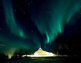 Photo: Aurora Boreale, Islanda meridionale. www.90est.it