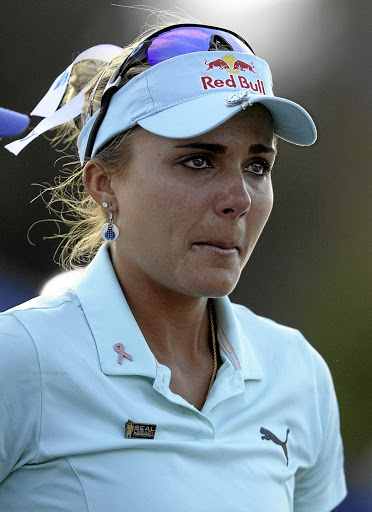 Lexi Thompson. Picture: SUPPLIED