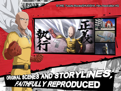 One-Punch Man: Road to Hero 1.0.2 screenshots 2