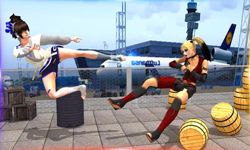 Women Kung Fu Fighting 2.1 screenshots 3