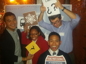 Photo: YPT Holiday Party Photobooth