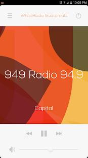 WhiteRadio Guatemala - náhled