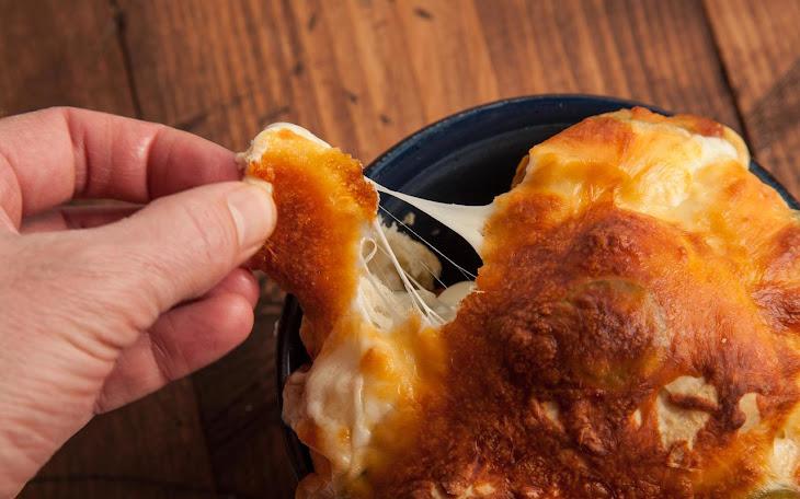 Pizza Dough Monkey Bread Recipe