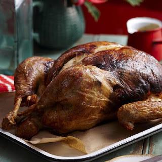 Roast Turkey with Stuffing Recipe