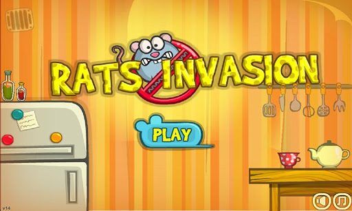 Rats Invasion - screenshot