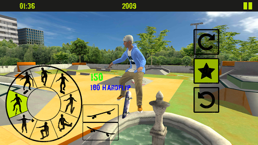 Skateboard FE3D 2 1.07 screenshots 3