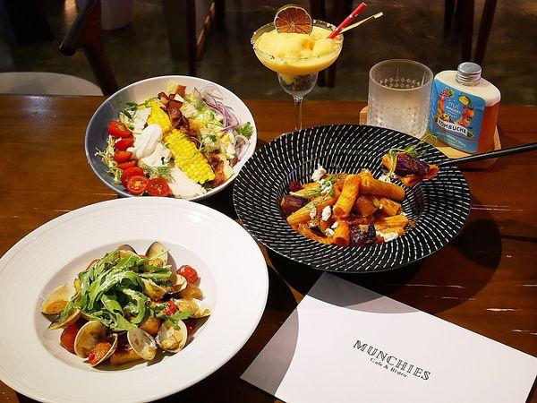 Munchies Café & Bistro - 台北松山區台北小巨蛋餐酒館,夏季新品搶先報,大熱天就是要用繽紛消暑又美味的餐點引誘我們的食慾