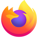 Firefox Browser: fast, private & safe web browser icon