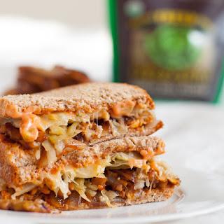 Tempeh Reuben Sandwiches Recipe