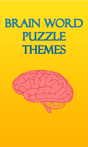 Brain Word Puzzle Themes