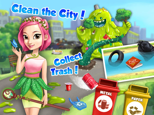 Power Girls Super City 1.0.49 screenshots 15
