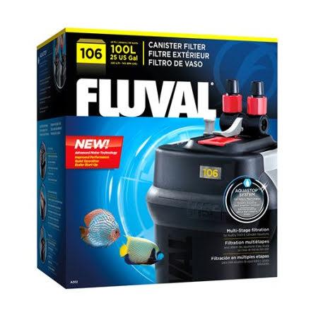 Fluval 106 550l/h 10W