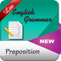 English Grammar -Preposition icon
