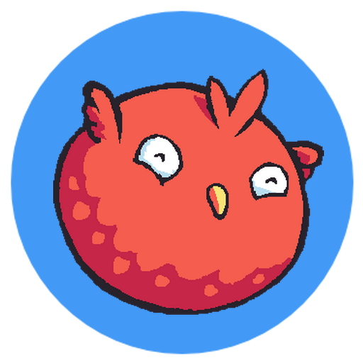 Pichon: The Bouncy Bird - Cute Puzzle Platformer