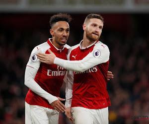 ? Arsenal avec Aubameyang et Mkhitaryan écrase Everton