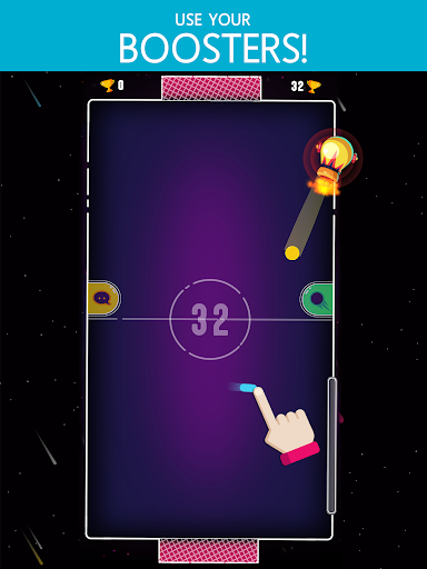 Space Ball - Defend And Score screenshot 6