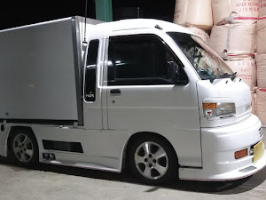 ハイゼットトラック  S210P前期ジャンボ  MT   4WD  '04のカスタム事例画像 悪ノリ親父さんの2018年12月05日18:26の投稿