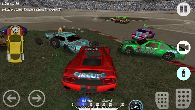 Demolition Derby 2 APK screenshot thumbnail 7