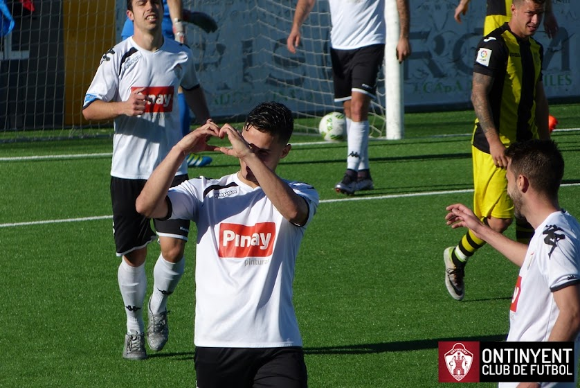 Ontinyent CF - Paterna CF