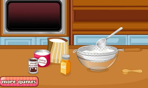 Cooking Special Cupcakes- screenshot thumbnail