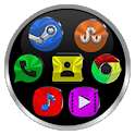 Colorful Nbg Icon Pack Free icon