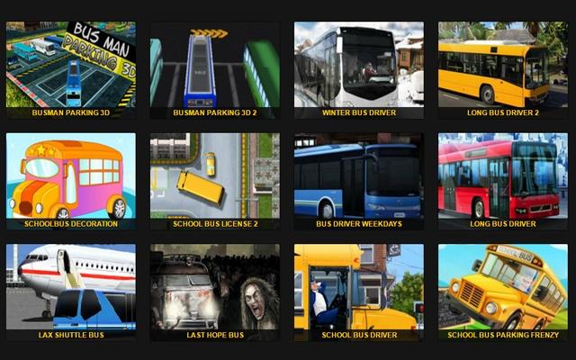 Gry autobusowe