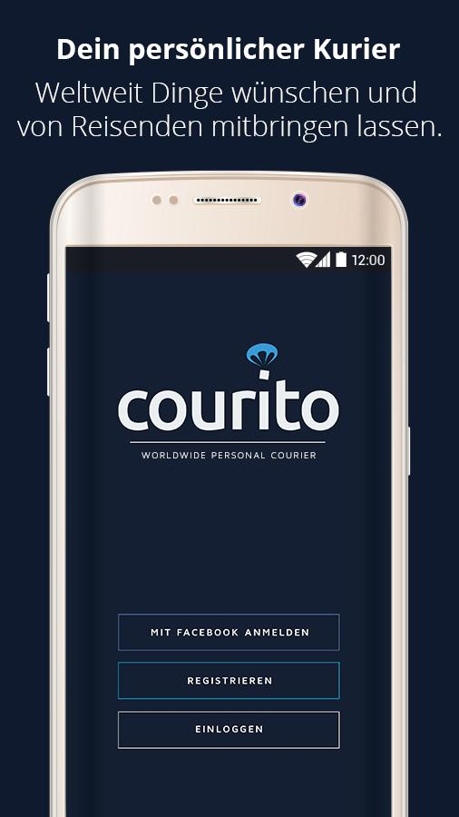 Courito – Screenshot