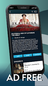 MagellanTV Documentaries 1.1.8 (Android TV) (Subscribed)