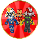 Skins for Minecraft Pixel icon