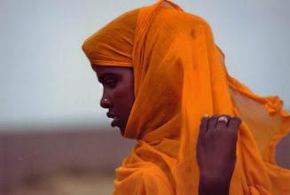 Photo: Femme au Soudan
