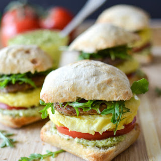 Italian-Style Breakfast Sandwiches
