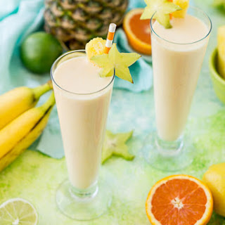 Hawaiian Fruit Smoothie Recipes.