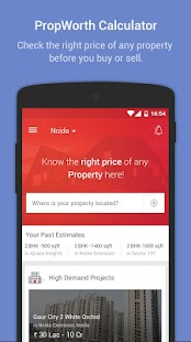MagicBricks PropWorth- screenshot thumbnail