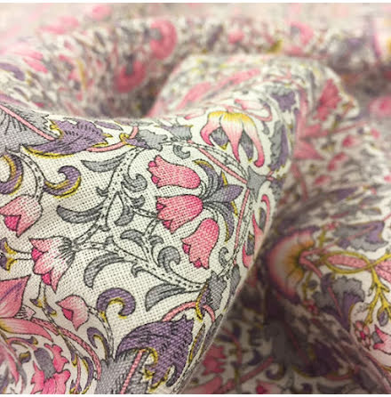 Lodden Linnetyg av Liberty Art Fabrics