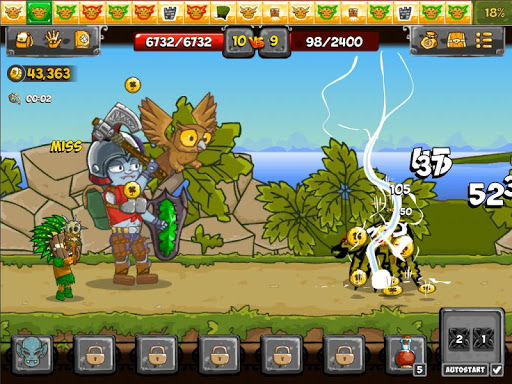 Let's Journey (idle clicker rpg) screenshots apkspray 6