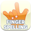ASL spelling game icon