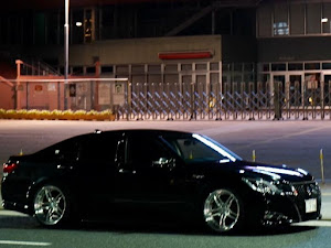 クラウンアスリート AWS210 アスリートG HYBRID. 後期のカスタム事例画像 aruさんの2020年03月25日23:33の投稿
