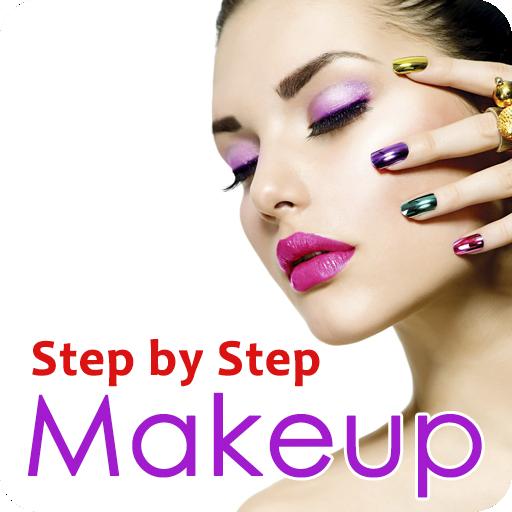 Makeup Step by Step 遊戲 App LOGO-硬是要APP