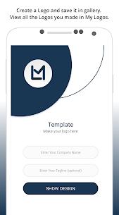 Logo Maker: Cool Logo Designer & Creator Mod 2.3 Apk [Pro Features Unlocked] 4