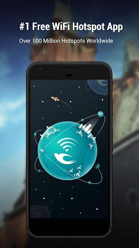 Swift WiFi - Free WiFi Hotspot Portable screenshot 1