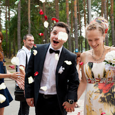 Wedding photographer Mikhail Samylkin (Sumasbrod). Photo of 18.10.2014